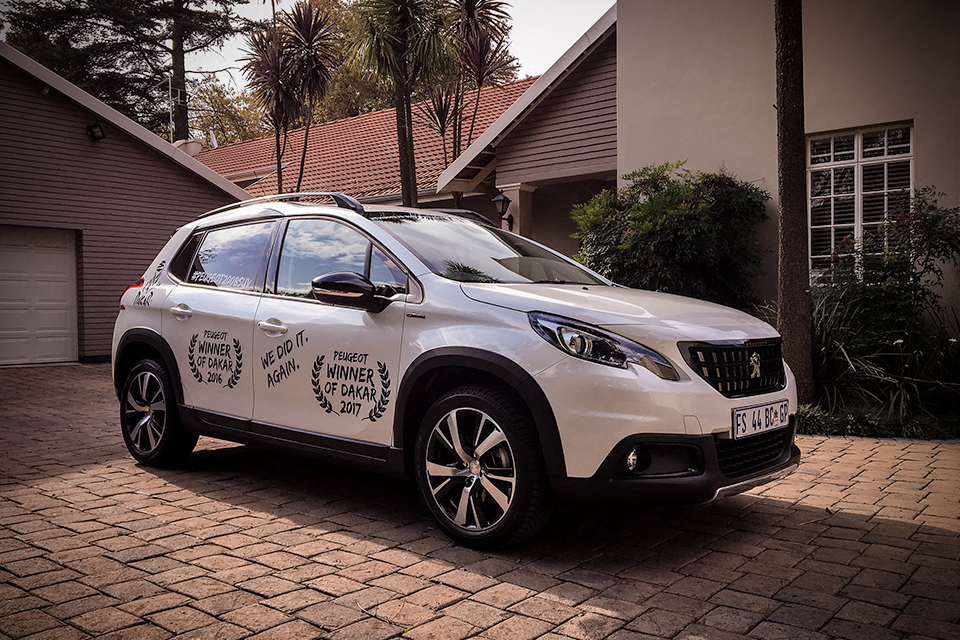 A Weekend With The New Peugeot 2008 SUV