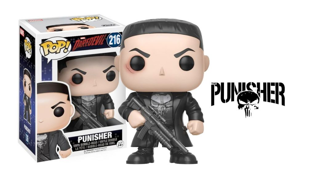 Punisher-FunkoPop