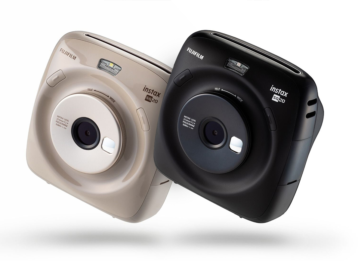 INSTAX SQ20 Colours