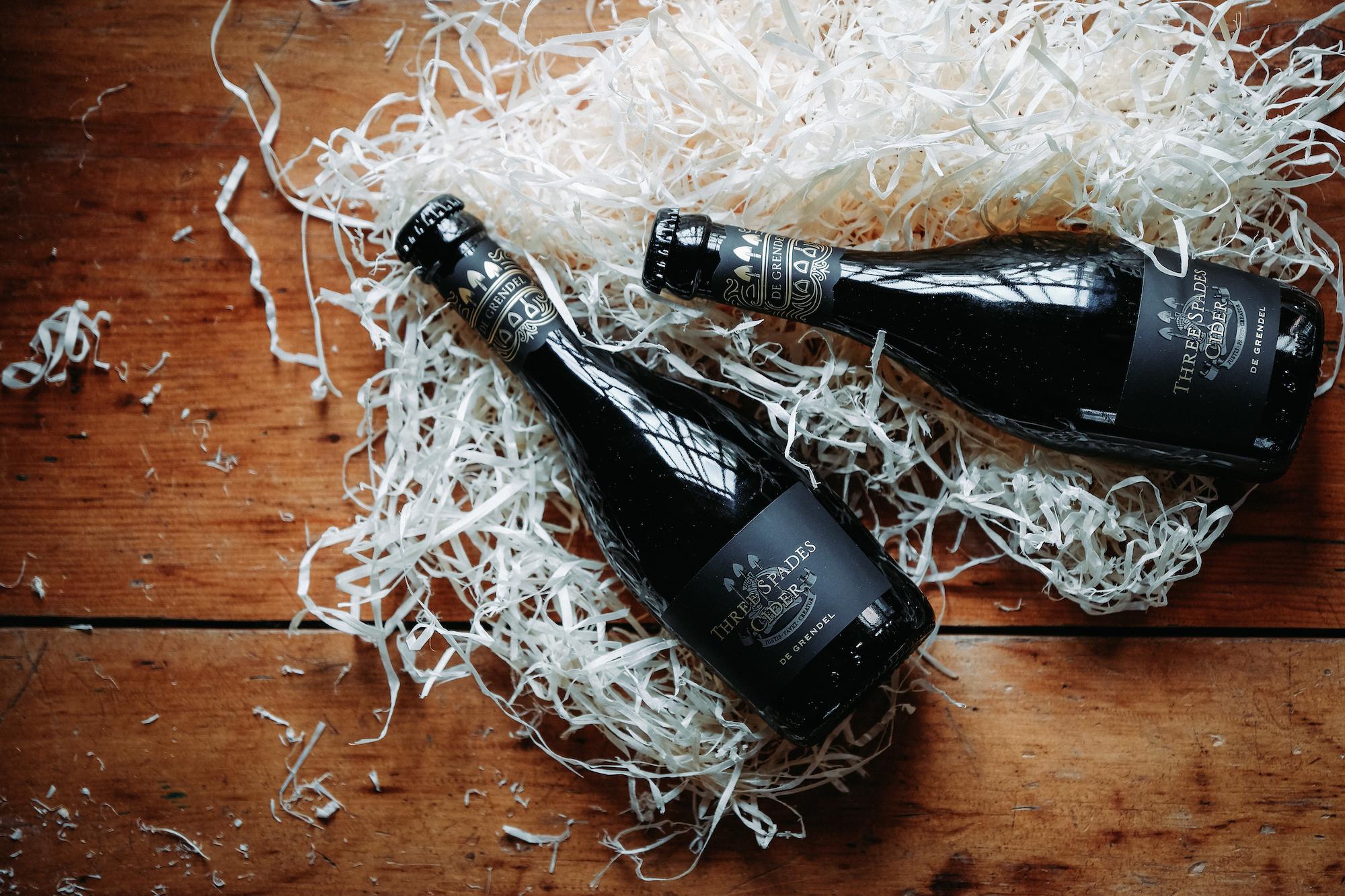 De Grendel's Three Spades Cider