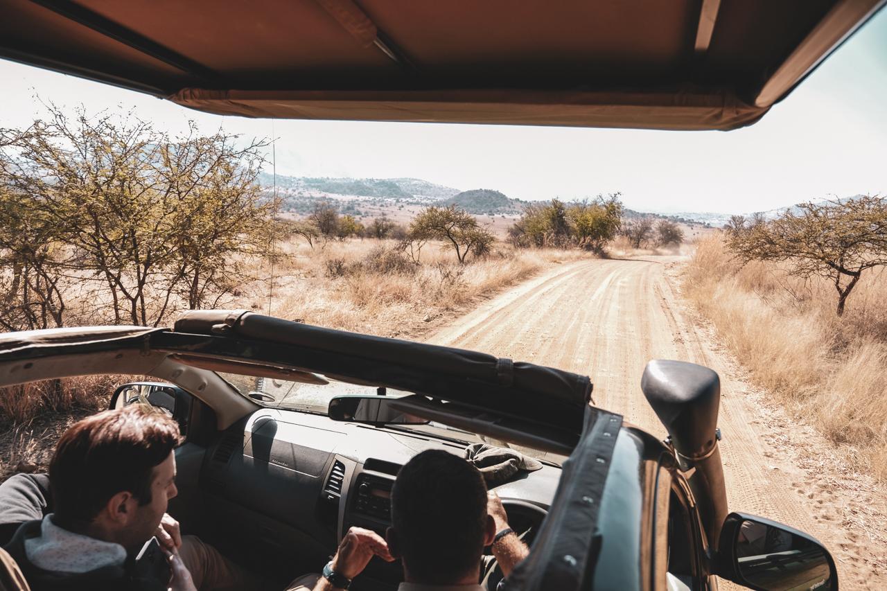 Pilanesberg Tour