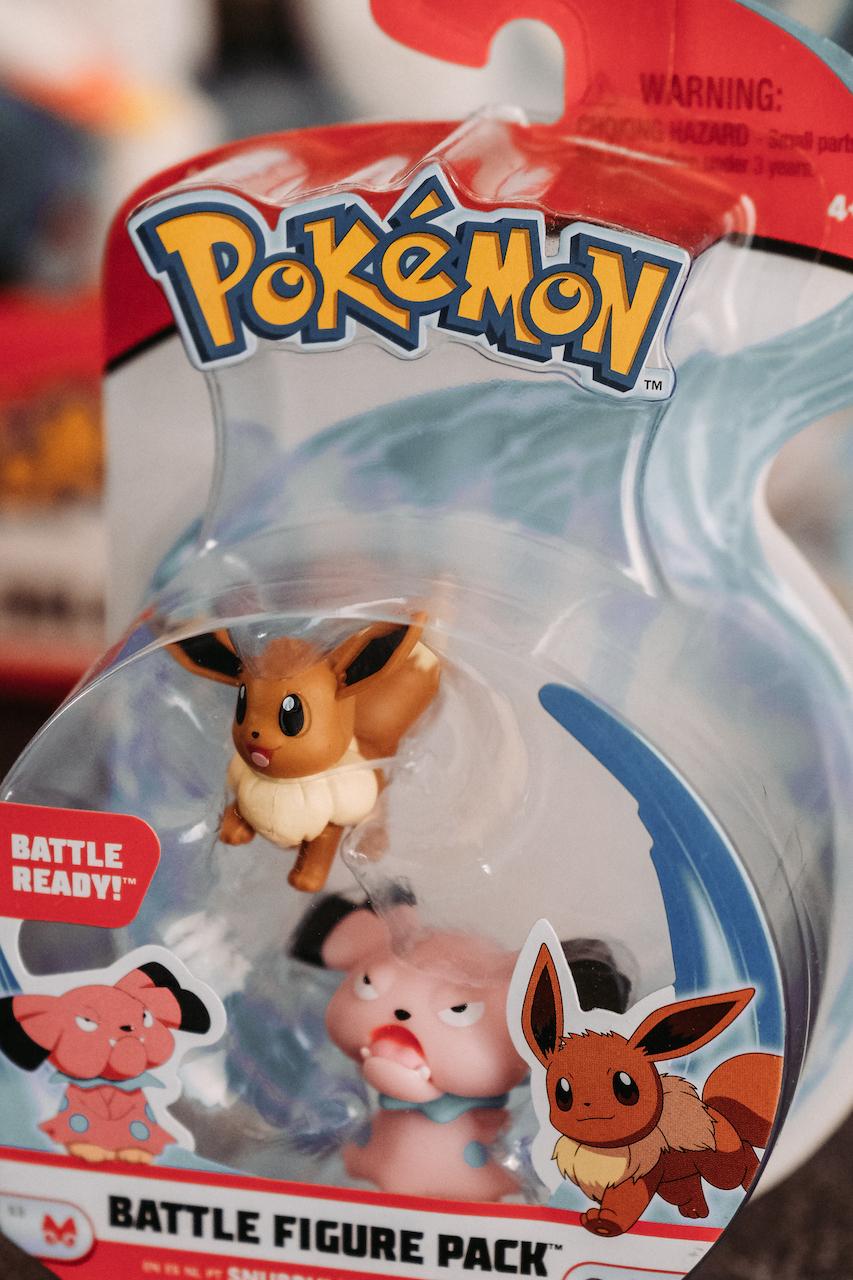 Pokémon Prima Toys