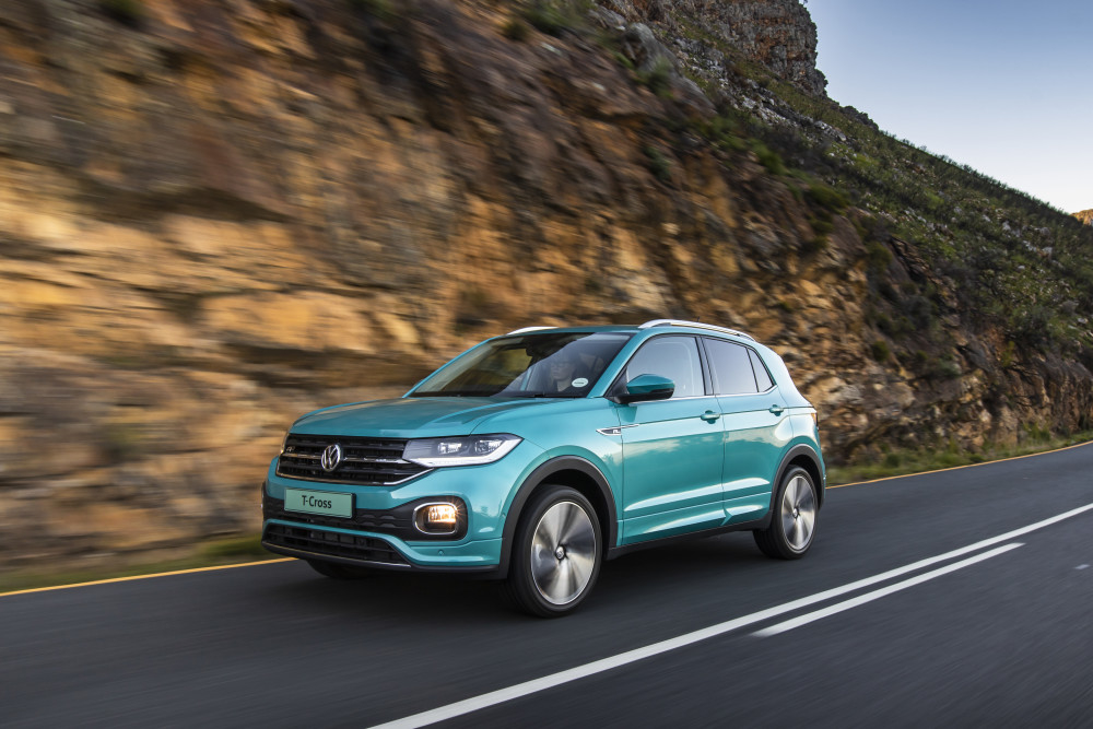 Now available in South Africa: The Volkswagen T-Cross