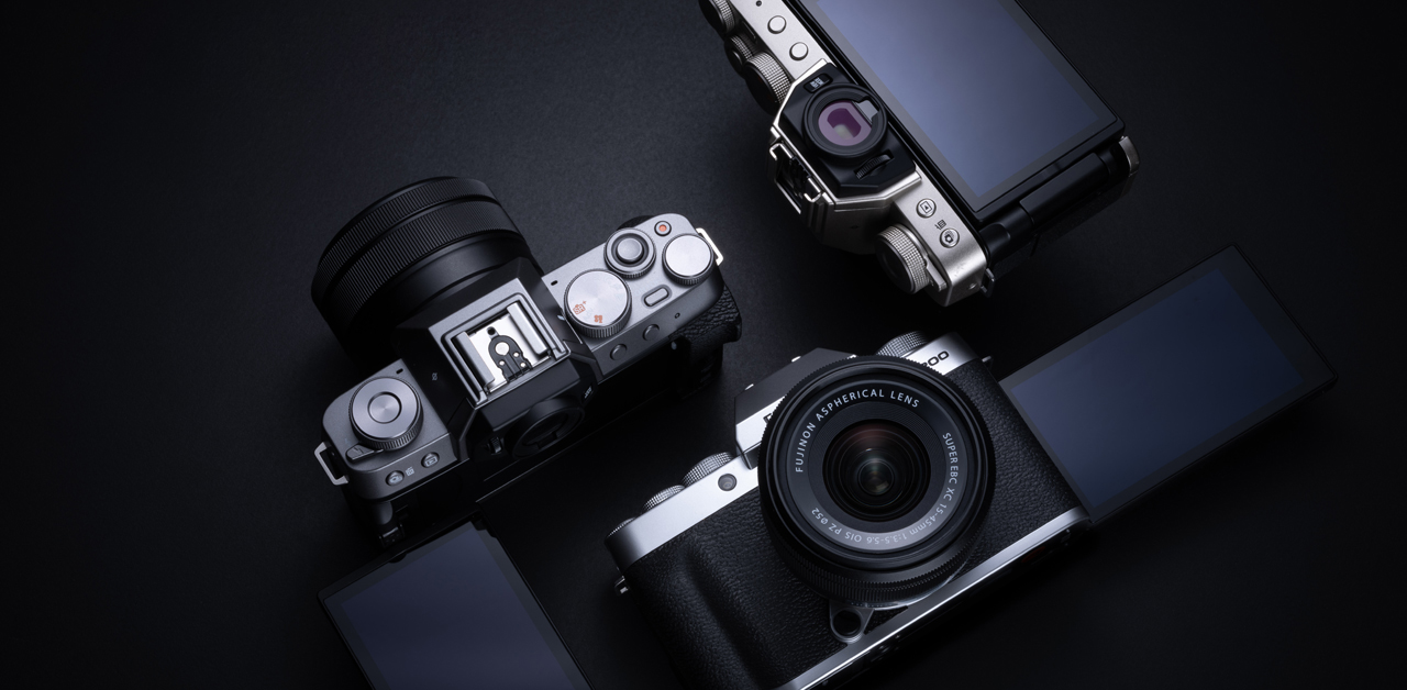FUJIFILM South Africa launches the new compact FUJIFILM X-T200
