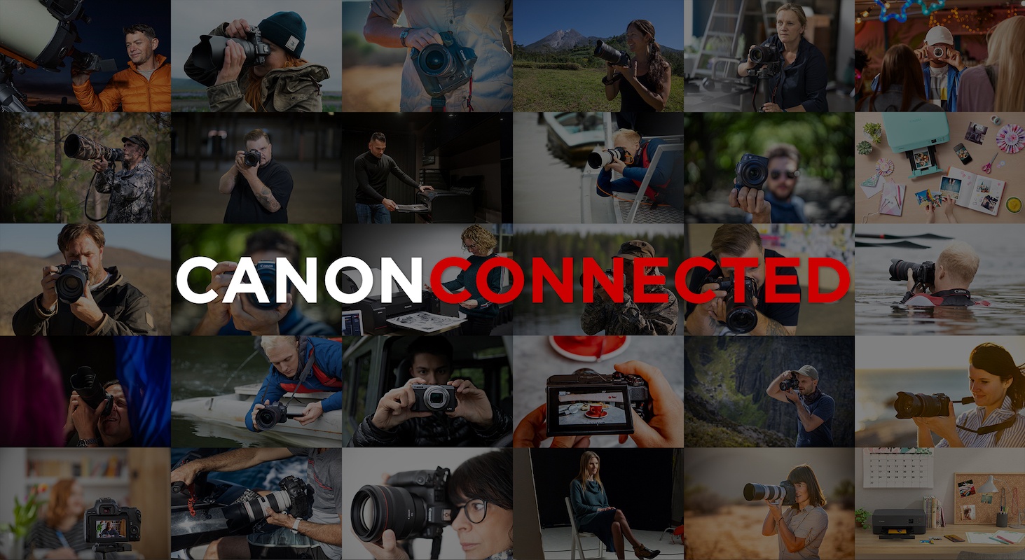 Canon launches Canon Connected