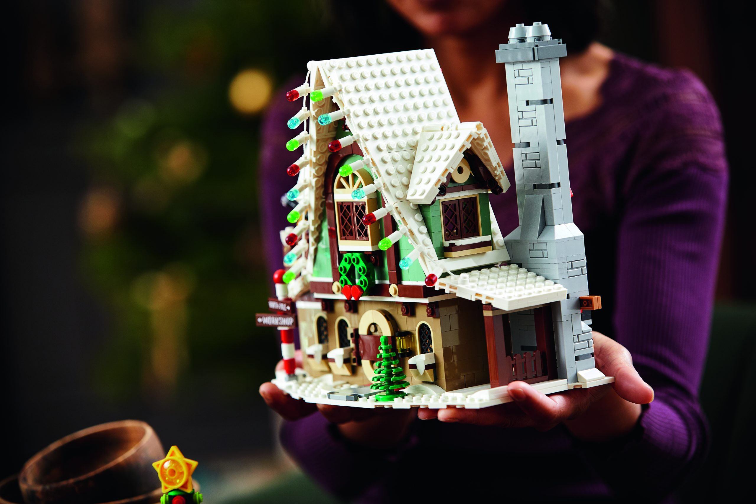 LEGO® Elf Club House: Bring the Magic of Christmas Home