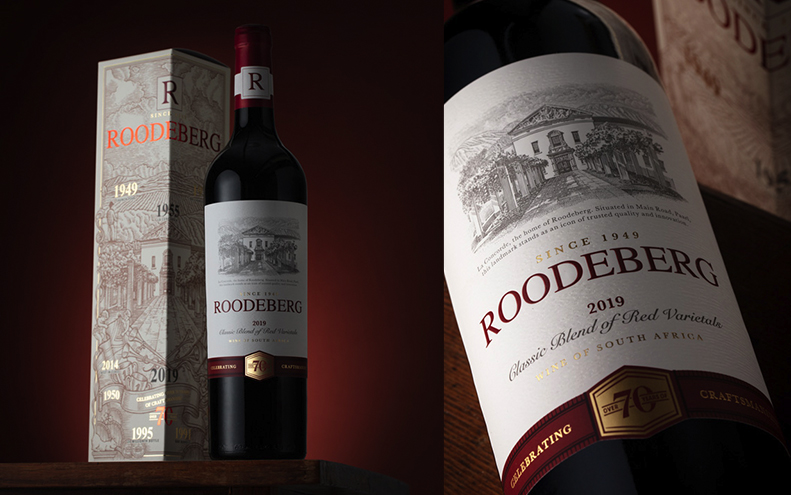 Roodeberg Classic Red: A Lifetime of Stories in Every Bottle