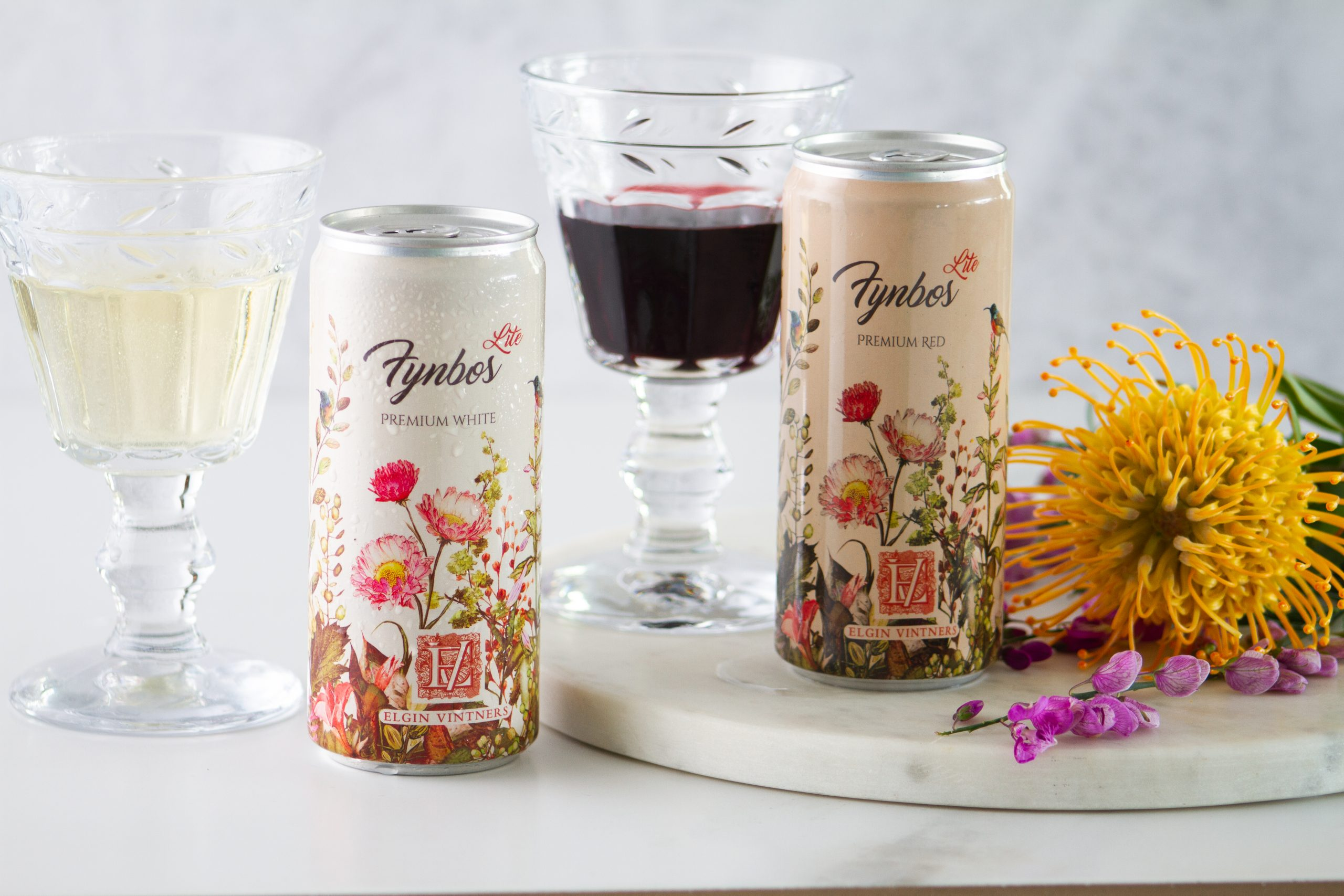 Elgin Vintners Brings Elegance to the Canned Wine Trend