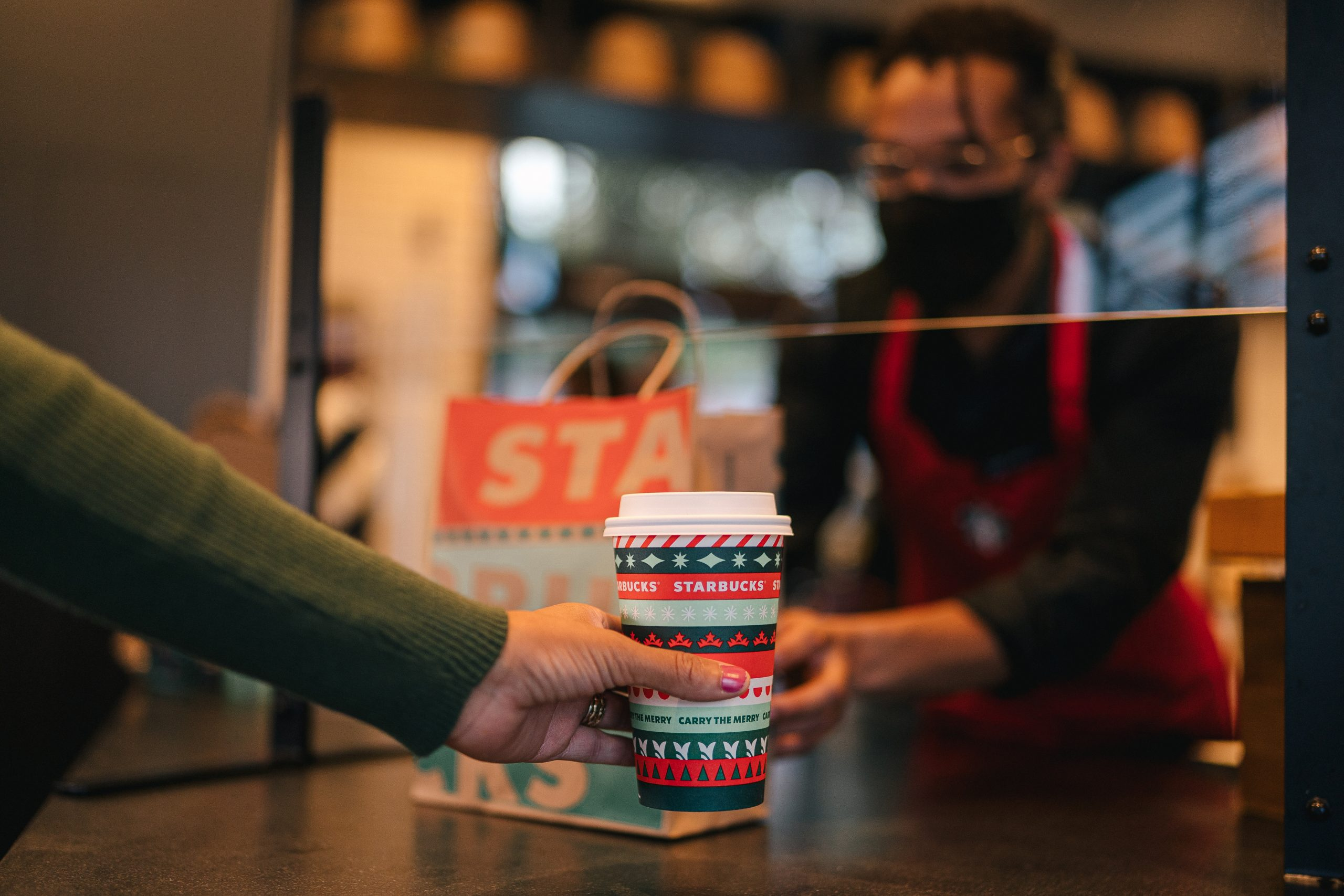 'Carry the Merry' and be the Kindness – with Starbucks
