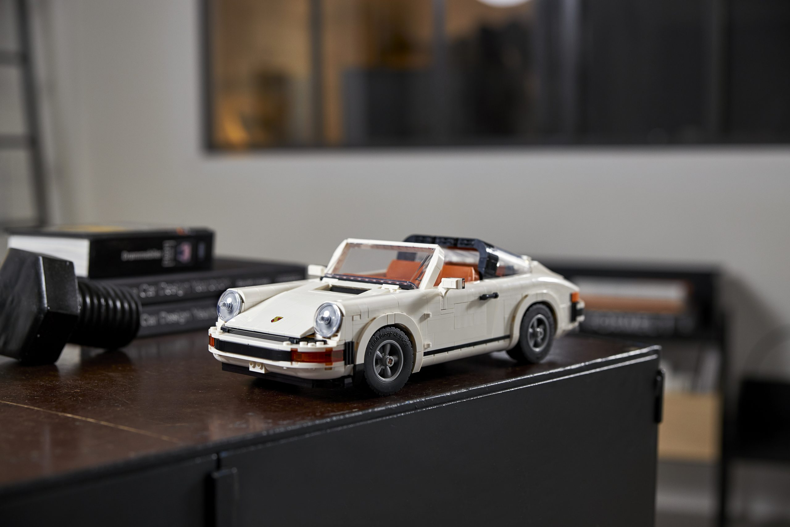 Lego's New Porsche 911 Set Gives You Targa and Turbo in One Box