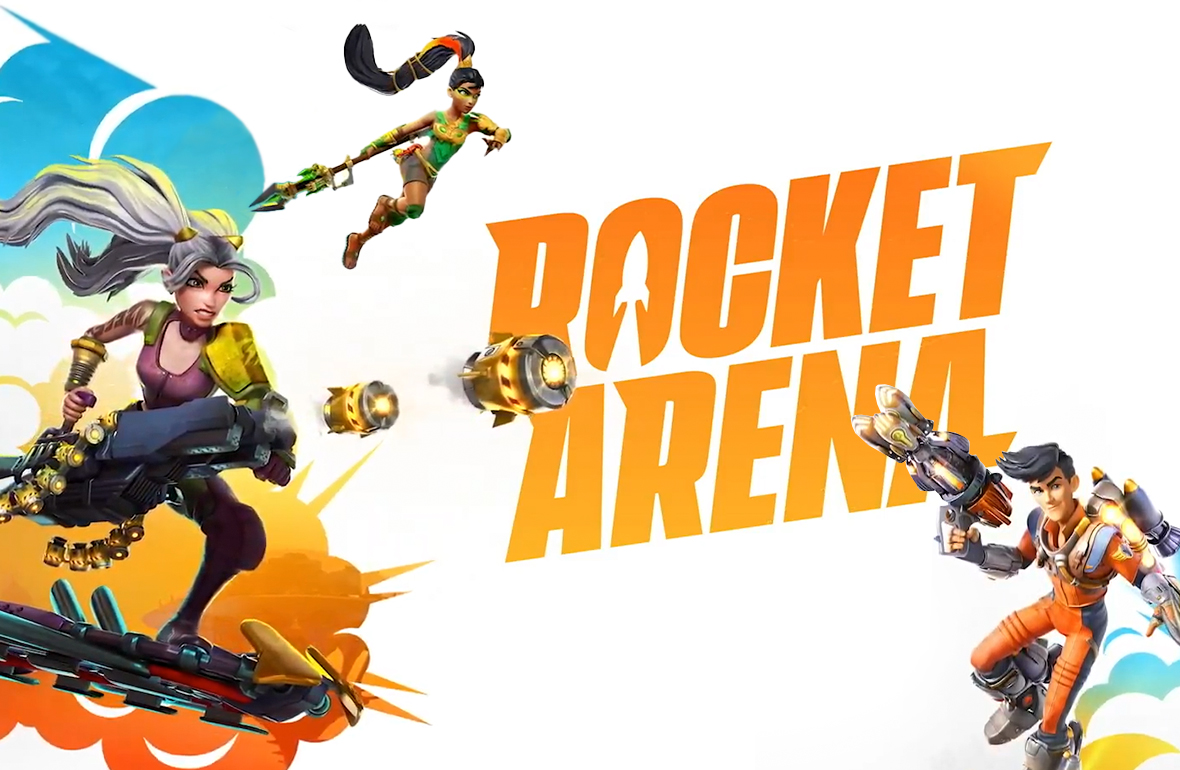 Rocket Arena Review