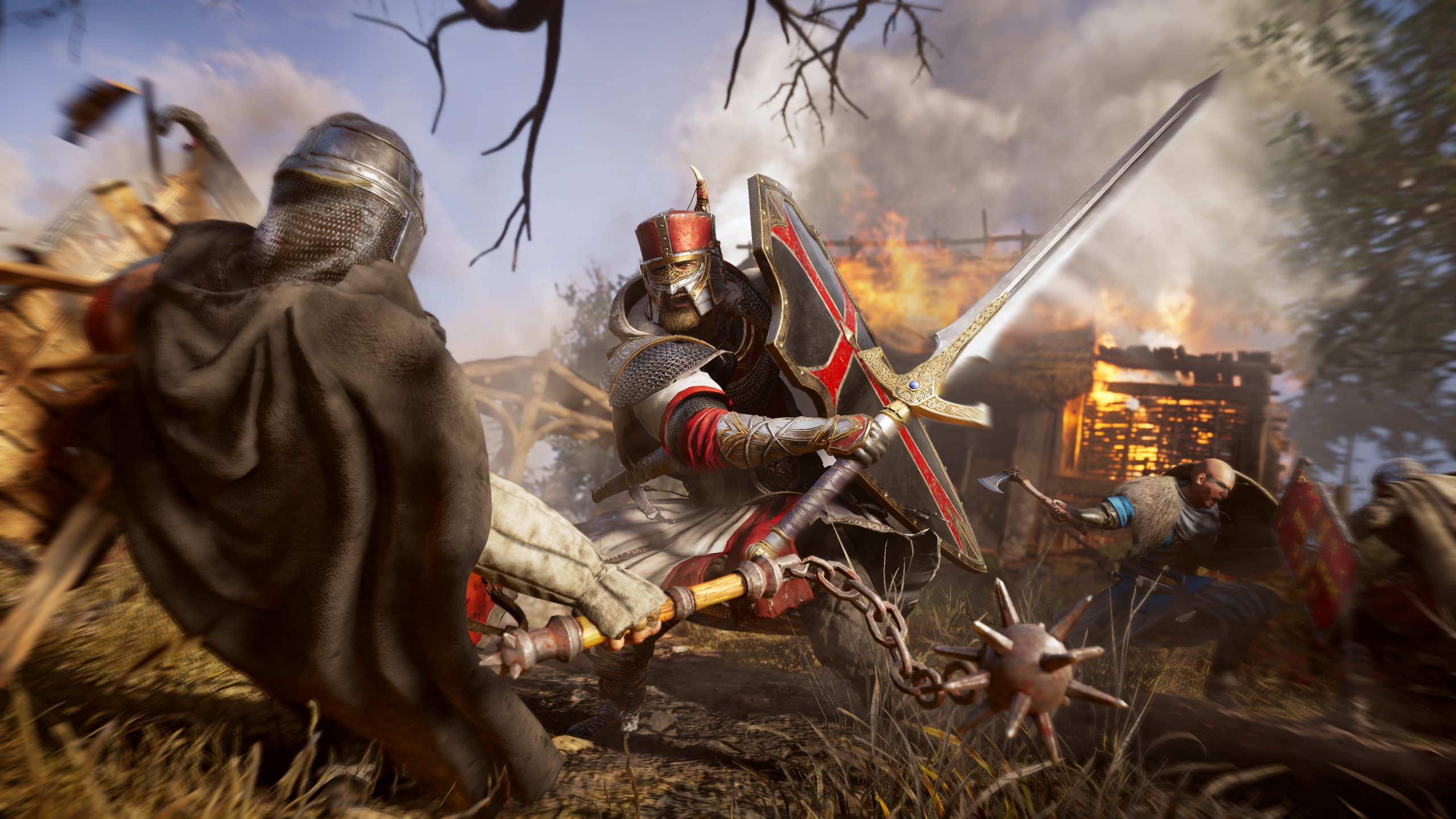 Assassin's Creed Valhalla Introduces New River Raids Mode